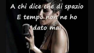 come foglie Malika Ayane  con lyrics