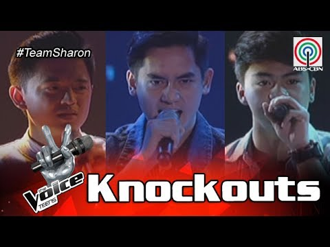 The Voice Teens Philippines Knockout Round: Paul vs Mike vs Jeremy