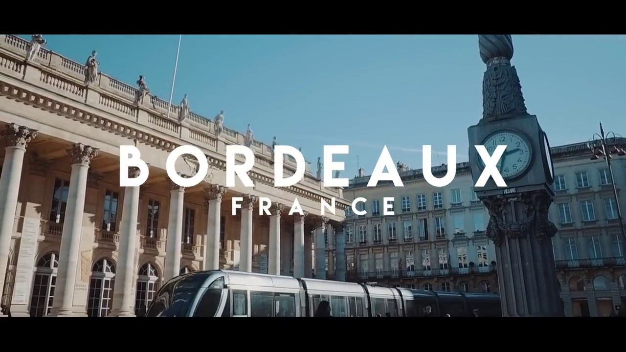 Bordeaux plus belle ville du monde youtube for Plus belle piscine du monde