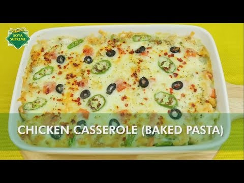Cheesy Chicken Pasta - Chicken & Cheese Pasta