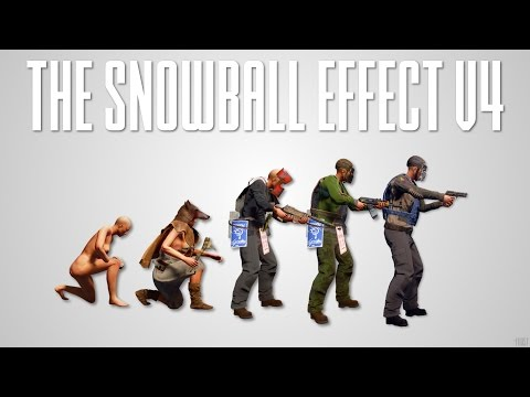 Rust - THE SNOWBALL EFFECT V4