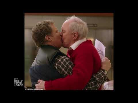 Will Ferrell on Kissing John Lithgow