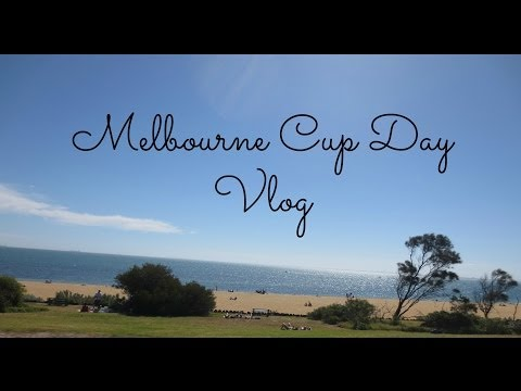 Melbourne Cup Day Vlog!!!