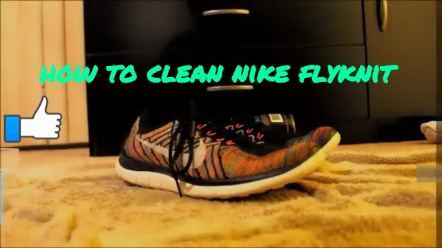 para Dictado barato  how to clean nike flynit - YouTube