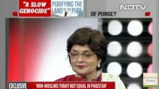 Pakistani Politician Farahnaz Ispahani talks about Ahmadiyya Muslims in Pakistan
