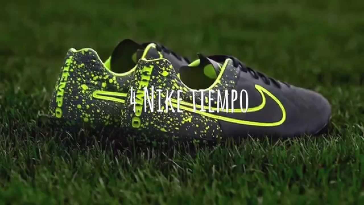 Top 5 Nike football boots/Astro turf