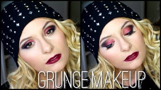 Fall Makeup Look | Grunge Inspired