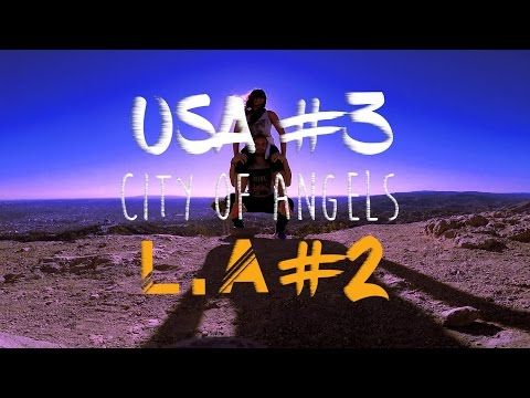 USA #3: Los Angeles #2 - City of Angels [GoPro: 1080p Full-HD]