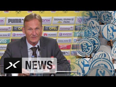 Hans-Joachim Watzke mit Seitenhieb in Richtung Ruhrgebietsvereine | Borussia Dortmund