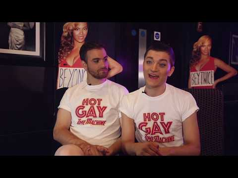 Couldn't Get It Up - Hot Gay Time Machine - Trafalgar Studios