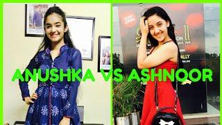 ANUSHKA SEN VS ASHNOOR KAUR | MUSICALLY