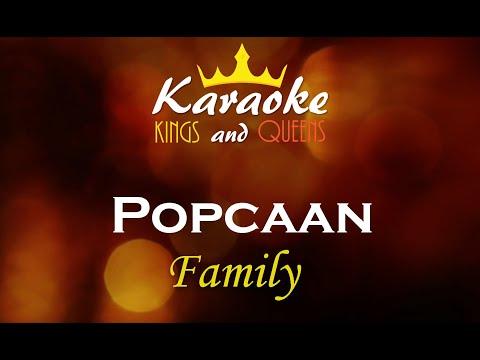 Popcaan - Family [Karaoke]
