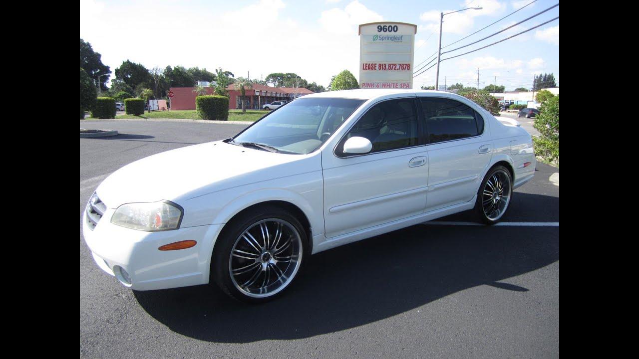 Worksheet. SOLD 2002 Nissan Maxima SE Meticulous Motors Inc Florida For Sale