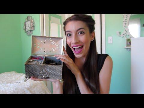 Whats in my Jewellery Box Pandora Vera Wang HM Jamaica