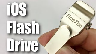HooToo 128GB iOS iPhone iPad Memory Storage Flash Drive Review