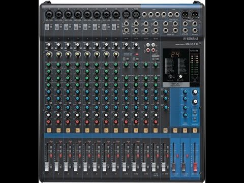 table de mixage tutoriel
