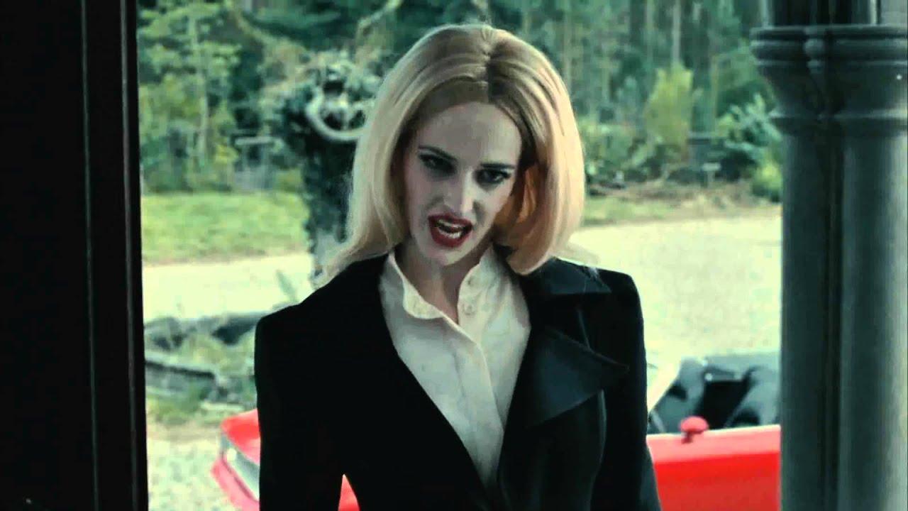 """Dark Shadows"" (2012) Movie Review - YouTube Eva Green Review"
