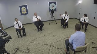 The Conversation: Columbus police officers discuss current events