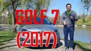 Volkswagen Golf 7 (Фольксваген Гольф) видео обзор и тест драйв