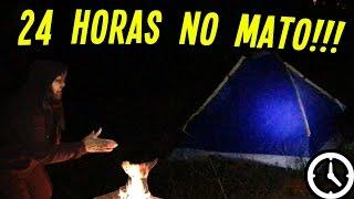 FICAMOS 24 HORAS NA MATA!! (DESAFIO) thumbnail