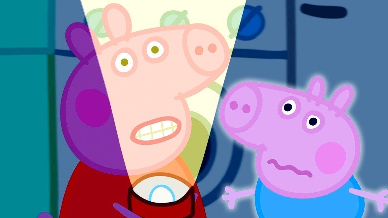 Cartoons für Kinder | Oh nein, Stromausfall bei Peppa! | Peppa Wutz Neue Folgen