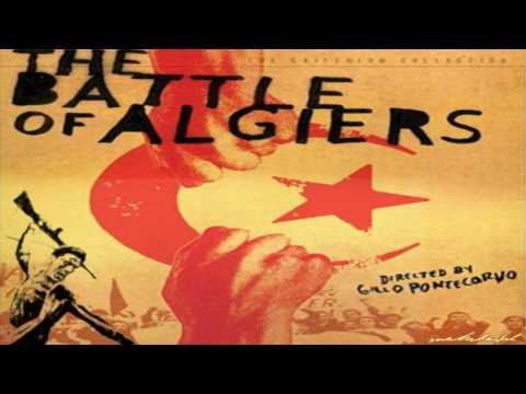 The Battle of Algiers OST #8 - January 1957 Surrounding the Casbah