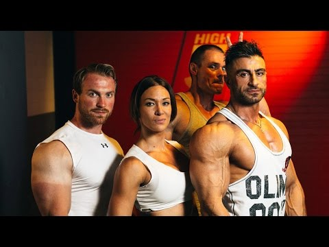 High5 Gym Berlin - Workout Session