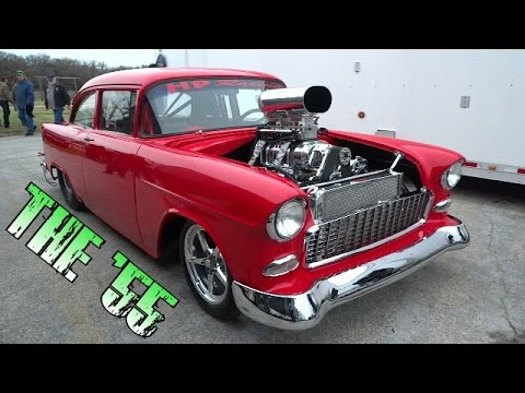 The '55 - Blown 1955 Chevy!!