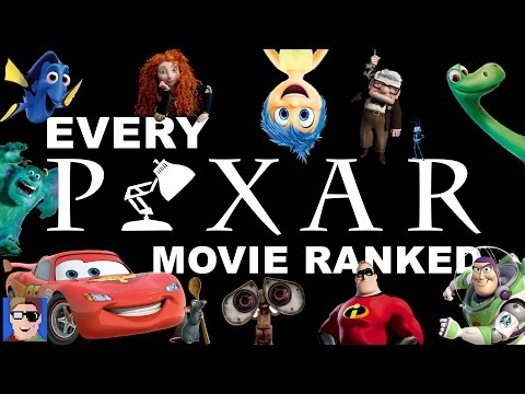 Thumbnail: EVERY PIXAR MOVIE RANKED