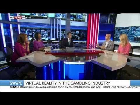Swipe Preview | Virtual Reality In The Gambling Industry