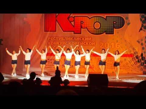 2016 KPOP festival in Bishkek, Кыргызстан  10