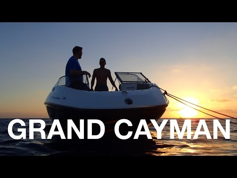 Grand Cayman Boating Adventure