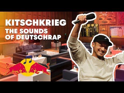 KitschKrieg Lecture (Berlin 2018)   Red Bull Music Academy