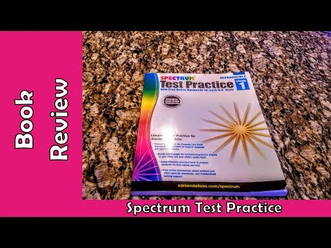 book-review:-spectrum-test-practice-grade-1