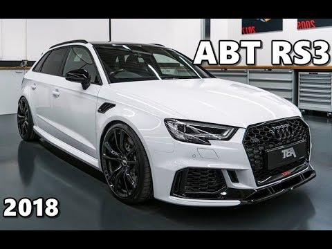 abt audi rs3 2018 upgrade kit youtube. Black Bedroom Furniture Sets. Home Design Ideas