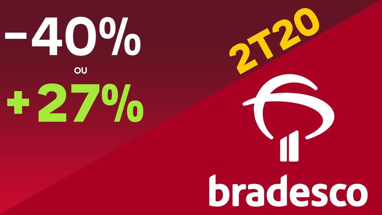 BRADESCO e agora, será que o resultado foi ruim mesmo? Vendemos? BBDC Resultado 2T20 minha opinião.