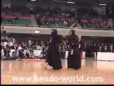52nd All Japan Kendo Championships Finals