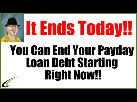 How To Get Out Of Payday Loan Debt from YouTube · Duration:  1 minutes 31 seconds