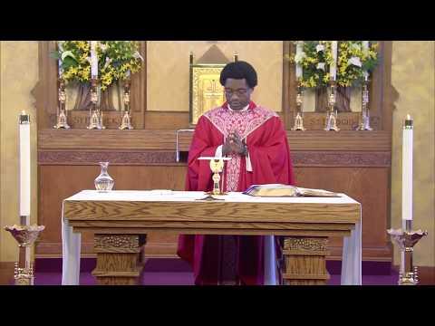 CatholicTV Mass: 5/20/18 | Pentecost Sunday
