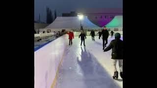 Я урал на коньках!!!