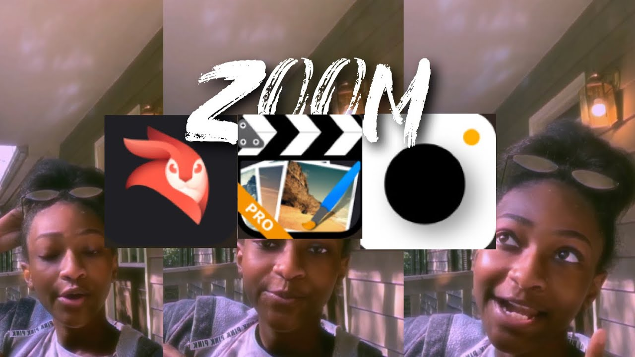 How To Do The Zoom In Effect From Tiktok Video Leap Cute Cut Pro Youtube