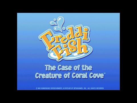 Freddi Fish 5: The Case of the Creature of Coral Cove |