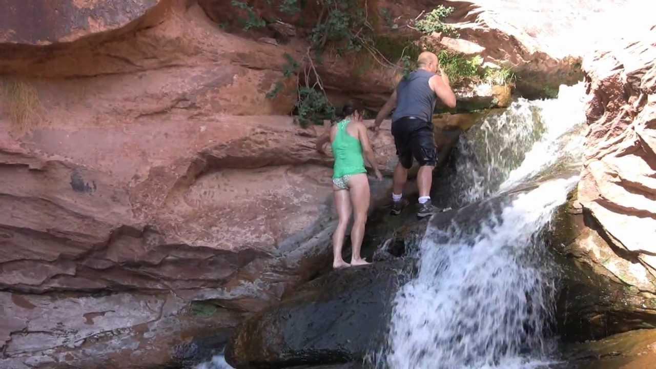 Moab 2012 Mill Creek Hike Youtube
