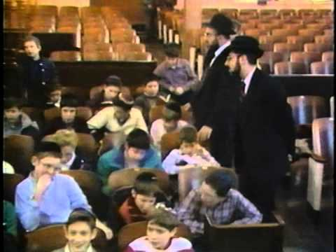 Yeshiva Rabbi Samson Raphael Hirsch dinner video