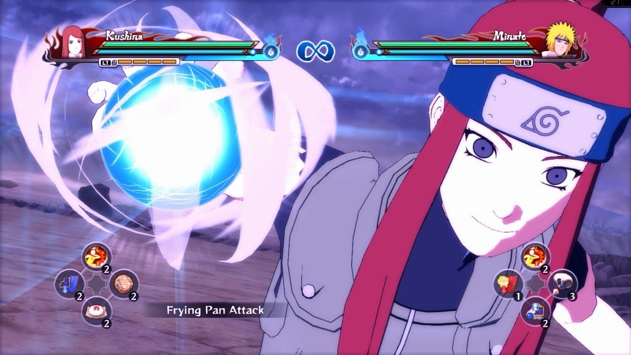 Shippuden Ninja Naruto Ultimate Mods Storm 4