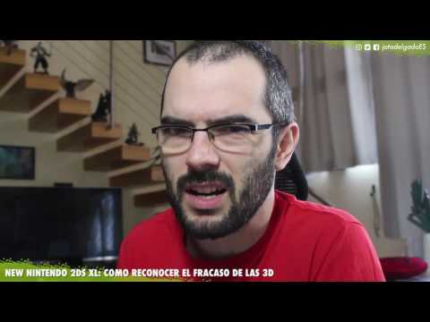 NEW NINTENDO 2DS XL, O COMO RECONOCER EL FRACASO DE LAS 3D