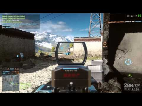 Bf4 live comm. Post Navel patch gameplay pt.2