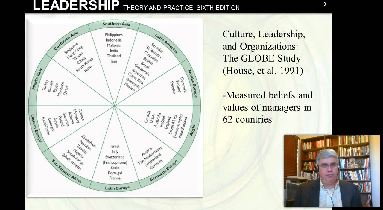Culture And Leadership Northouse 7th Ed  Ch 16