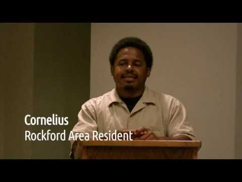 Poverty is Real. Rockford, Illinois Speaks Out.