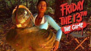 Friday The 13th The Game Gameplay German - Jason verteilt Liebe